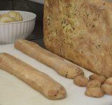 Il pane e la spianata | Ristorante Anna - Forlimpopoli