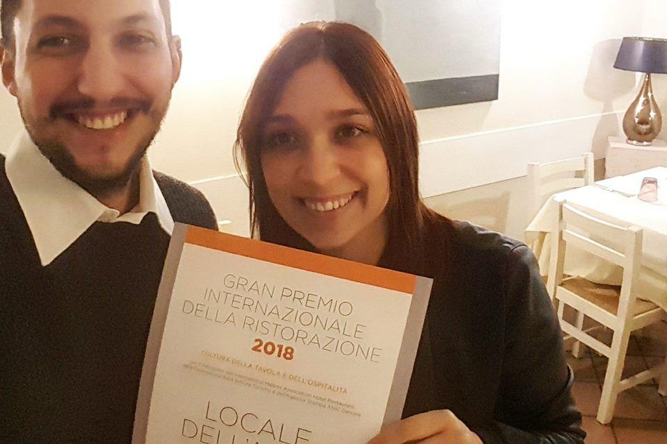 Gran Premio Internazionale della Ristorazione 2018 | Ristorante Anna - Forlimpopoli