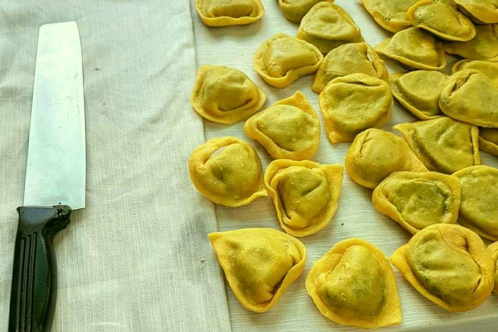 Pasta fatta in casa - Ristorante Anna - Forlimpopoli