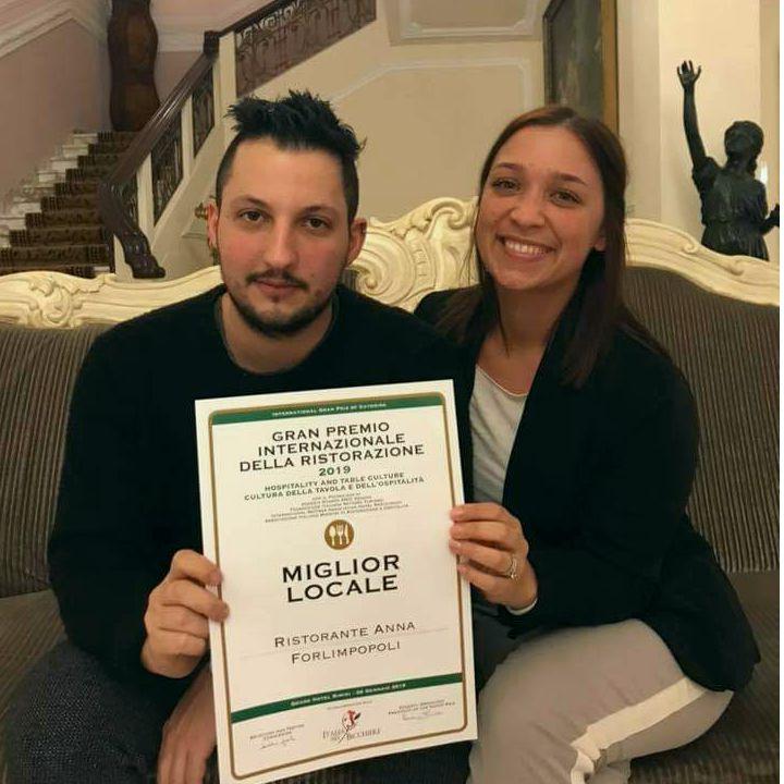Gran premio internazionale della ristorazione 2019
